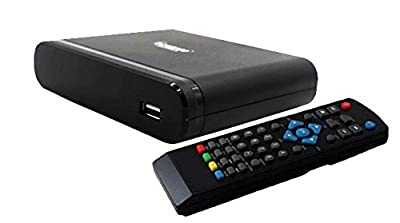 Premium Digital Aerial HD TV Receiver With HDMI CVSB Output For OTA Channels