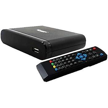 Amazon.com: Receptor de TV digital con puerto USB para ...