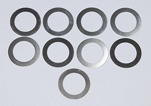 1/2 x 28 Barrel Shim Muzzle Brake Alignment Shim Kit 5.56 223 indexing