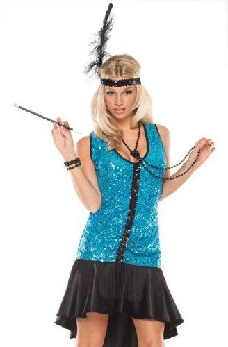 Swingin' Flapper Costumes (Swingin Flapper 8-10)