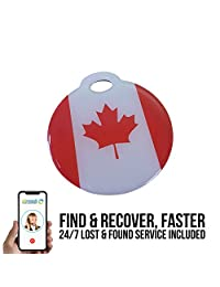 Smart Luggage ID Tags with Global Recovery Service for lost bags. Web-enabled with 24/7 Call Center. Lifetime security for your identity and your valuables.