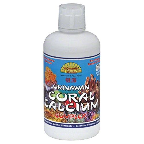 [Dynamic Health Coral Calcium Complex Liq] (Dynamic Health Coral)