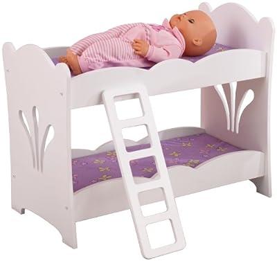 KidKraft Littile Doll Bunk Bed by KidKraft