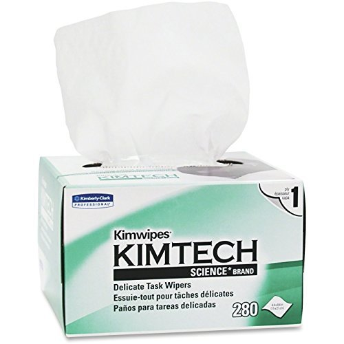 Kimtech Science Task Wipes Six Pack Kimwipes KCC34155-06