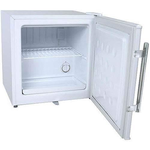 EdgeStar CMF151L-1 1.1 Cu. Ft. Medical Freezer with Lock - White