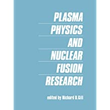 Plasma Physics and Nuclear Fusion Research