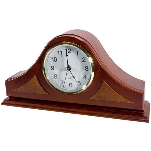 - Covert Mantel Clock Camera for Zone Shield Quad/Quad LCD Systems