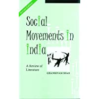 Social Movements in India: A Review of Literature