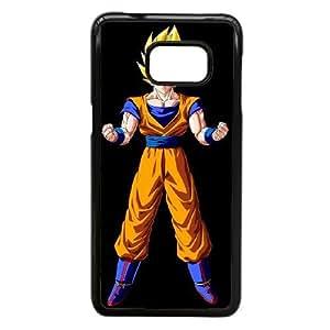 Samsung Galaxy S6 Edge Plus Cell Phone Case Black Dragon Ball Z F5110486