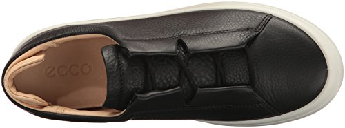 Kinhin Basses Noir Black Sneakers Veg Ecco Tan Femme qCxnEEd