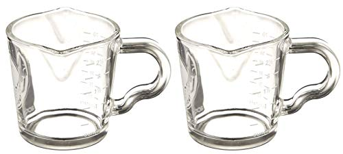 BrewGlobal Rhinoware Shot Glass - Double  - 2-COUNT