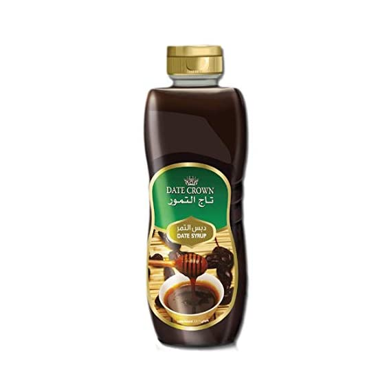 Dry Fruit Hub Dates Syrup, 400gms, Dates Syrup for Milk, Dates Syrup for Kids/Adults