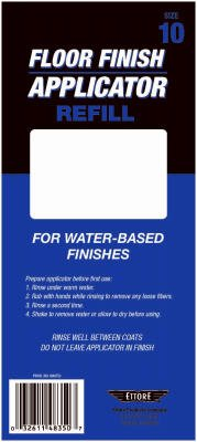 """Ettore Products 33410 10""""Syn Lambswool Refill - Quantity 6"""