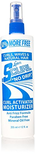 Price comparison product image Luster's S-Curl No Drip Activator and Moisturizer, 12 Ounce