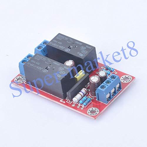 FidgetGear C1237 Speaker Protection Match BTL Circuit Assembled Board 16A Relay