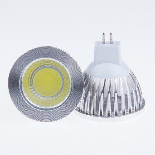 Led Outdoor Light Too Bright: Lemonbest® Bright MR16 Epistar COB LED Chip 6W Pure Cool