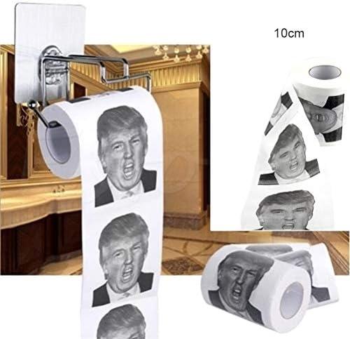 おかしい印刷されたトイレットペーパー世帯のトイレットペーパー衛生ペーパータオル