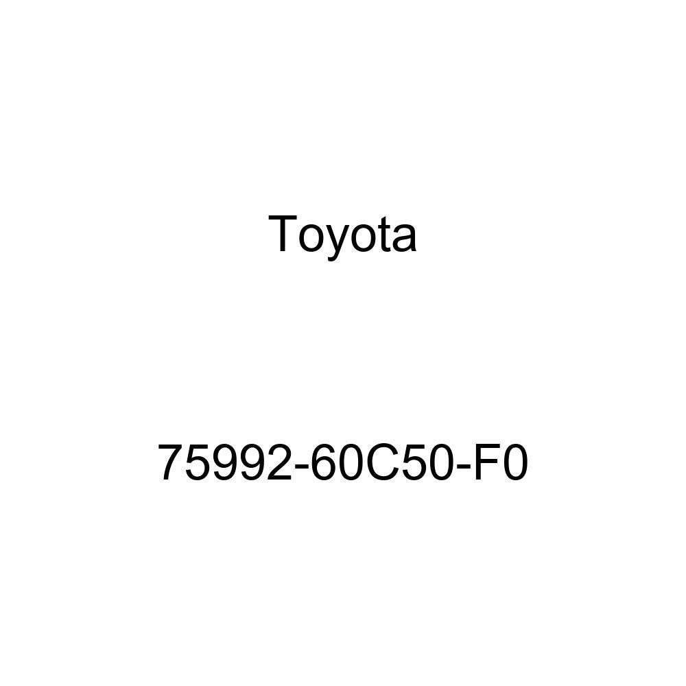 Toyota 75992-60C50-F0 Door Stripe