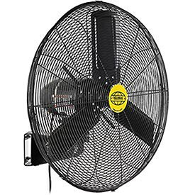 Outdoor Oscillating Wall Mounted Fan, 24'' Diameter, 3/10hp, 7700cfm by Global Industrial