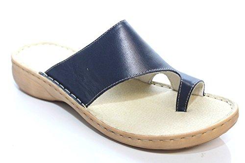 Marco Tozzi 27900 Damen Sandalen Blau Blau