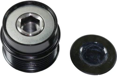 Alternator Decoupler Pulley for Compass//Patriot 07-15 6-Grooved 53mm Diameter