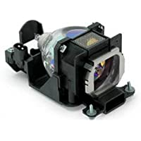 Panasonic PT-LC76U Projector Assembly with High Quality Original Bulb