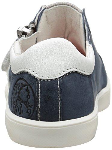 GBB Maxance - Zapatillas de deporte Niños Azul - Bleu (12 Vte Marine/Blanc Dpf/2706)