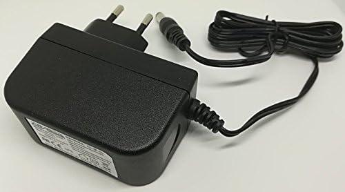 12V Netzteil//Ladeger/ät//Steckernetzteil passend f/ür Western Digital WDBAAU0030HBK Externe Festplatte