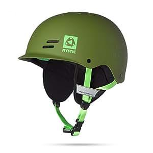 Mystic Predator Multisport Helmet with Earpads - Army Size-- - Large/XLarge