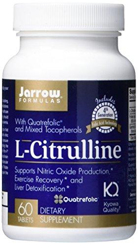 Jarrow Formulas L Citrulline Supports Health