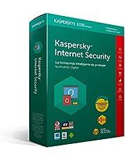 Kaspersky Lab Internet Security - Multidispositivos 2017 - 5 + 1 User - 1 Año - Caja 2017