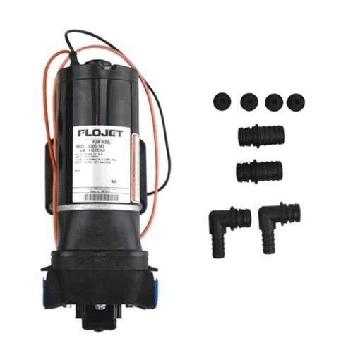 (Flojet Quad Diaphragm Pump 04300504A)