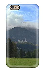 Hot Tpye Mountains Clouds Cases Covers For Iphone 6