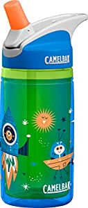 CamelBak Eddy Kids Insulated Bottle, Blue Rockets.4 L