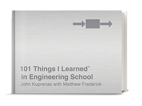 101 Things I Learned® in Engineering School (Civil Engineering Gifts)