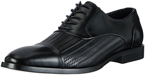 Kenneth Cole New York Heren Ticket Balans Oxford Zwart