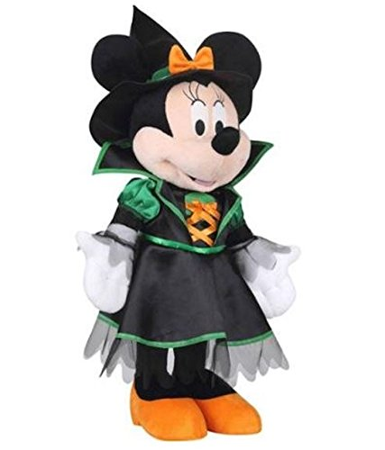 Disney Minnie Mouse Witch Halloween Greeter -