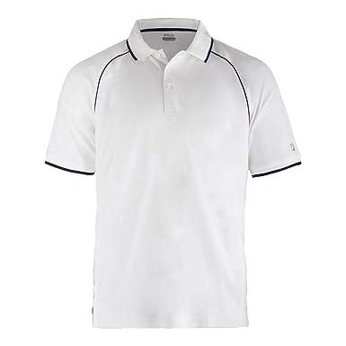 f2d08959c91e Fila Men s Fundamental Piped Polo Shirt at Amazon Men s Clothing store