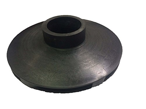 Pentair C105-137P Single Phase Impeller Assembly Replacement Sta-Rite Dura-Glas/Max-E-Glas Pool and Spa Inground Pump