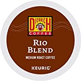 Diedrich, Rio Blend, Single-Serve Keurig K-Cup Pods, Medium Roast Coffee, 96 Count (4 Boxes of 24 Pods)