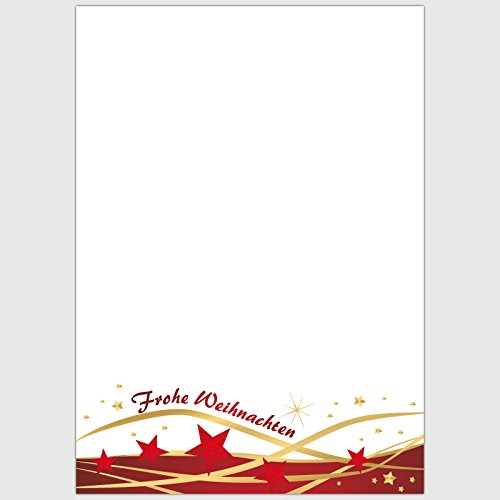 Eiskristall Designpapier Winter 50 Blatt//DIN A5