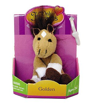 GOLDEN THE HORSE PET by Only Hearts Club