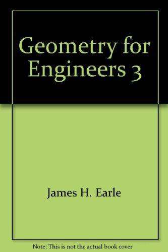 Geometry for Engineers 3