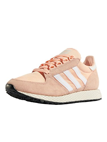 adidas Men's Forest Grove Gymnastics Shoes, Beige Orange