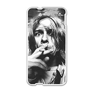 Happy Smoke MAN Hot Seller Stylish Hard Case For HTC One M7