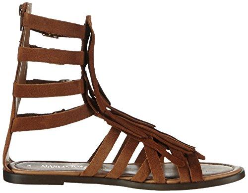 Marco Tozzi Premio 28147 - Sandalias de Gladiador Mujer Marrón - marrón (muscat 311)