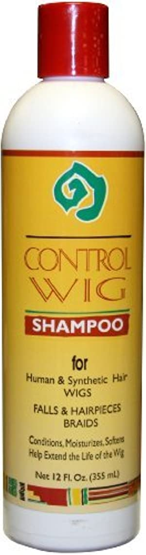 African Essence Control Wig Shampoo 360 ml (Pack of 2) by African Essence