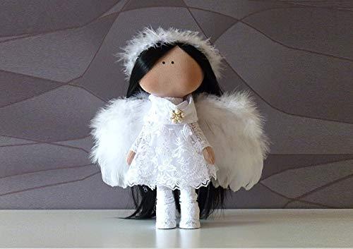 Angel doll-Christmas doll-Handmade-Russian doll-Doll-Textile Doll-Fabric Doll-Decoration doll- doll- Art doll- Home Decoration doll