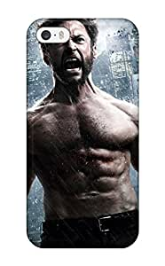 Excellent Design Wolverine Case Cover For Iphone 5/5s