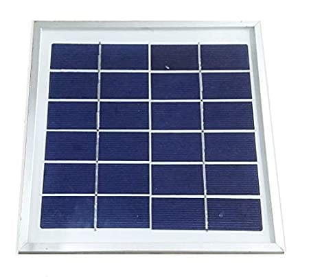 MELODYs Super Power High Performance 6V 3.3 Watts Solar Panel